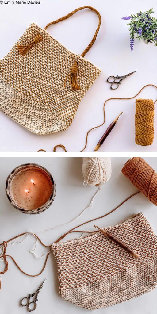 Blythe Bag Free Crochet Pattern
