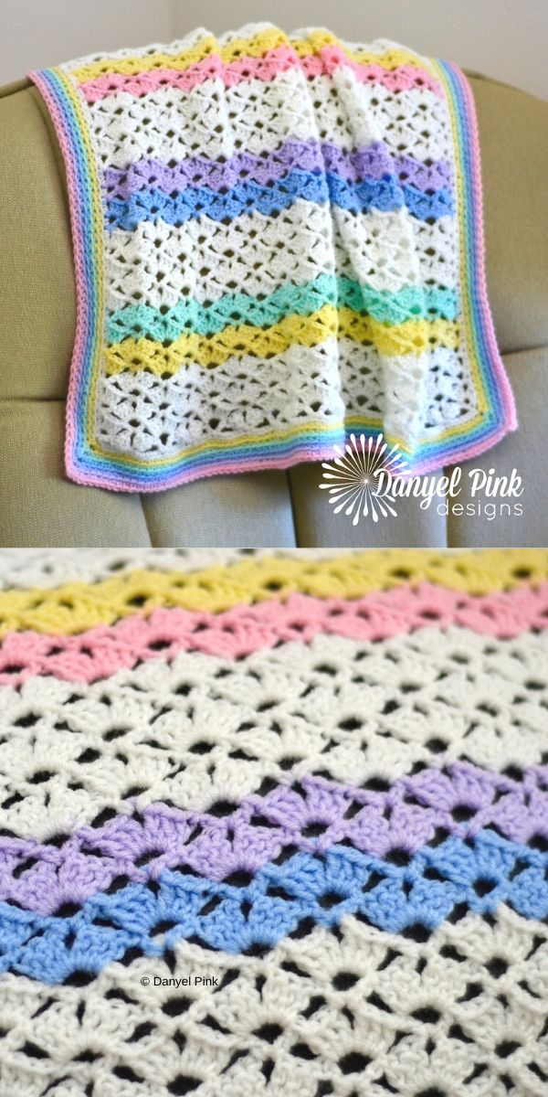 Colorful Blankie