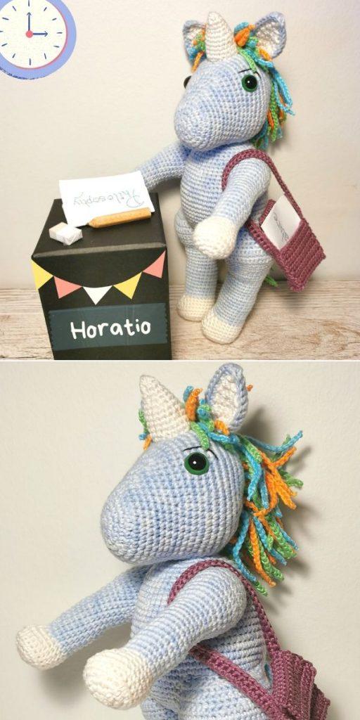 Horatio the Unicorn