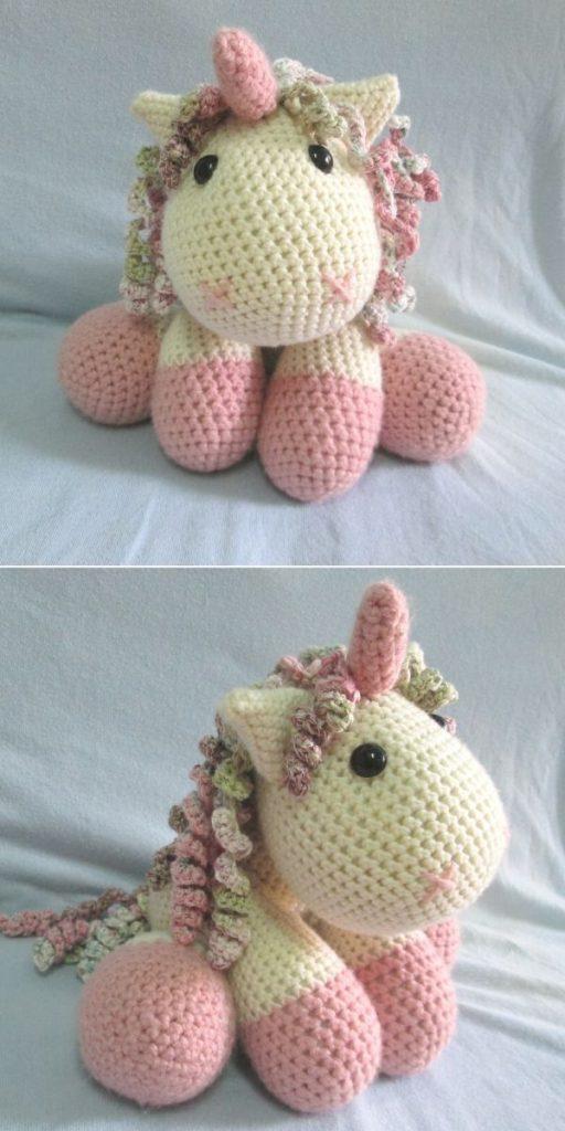 Lollipop, the unicorn