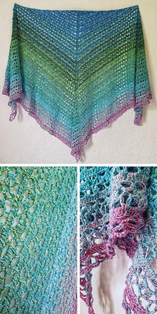 Jardin de Monet Crochet Pattern