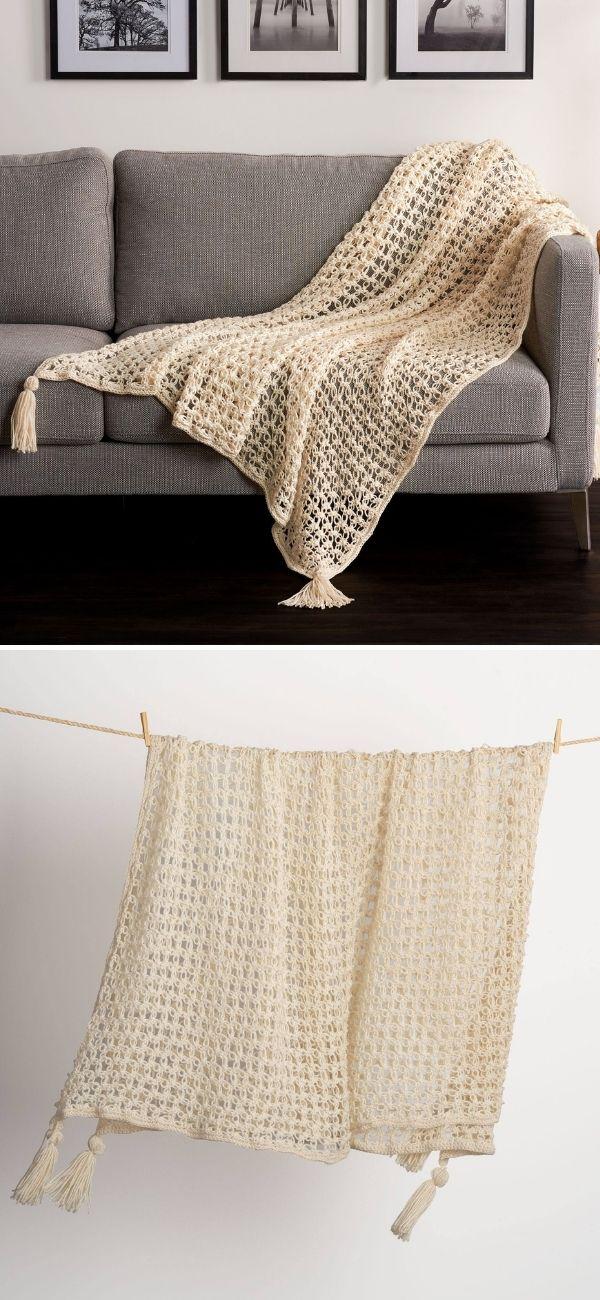 Solomon's Knot C2C Blanket
