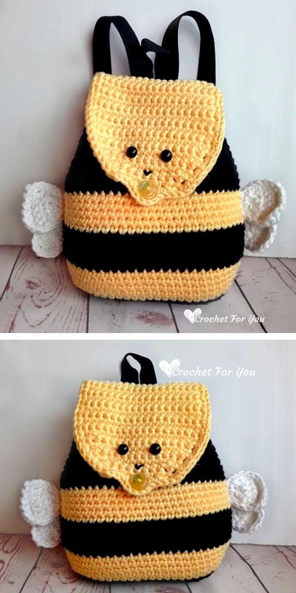 Amigurumi Bumblebee - free crochet pattern & video tutorial ... | 1200x600