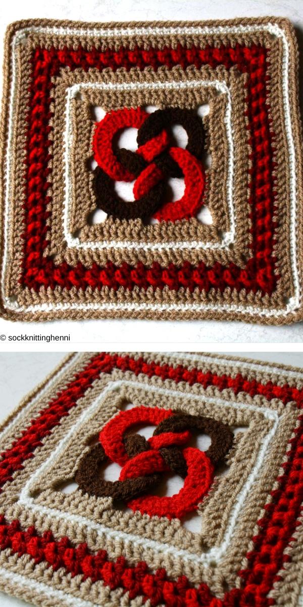 Waldo's Puzzle Free Crochet Pattern