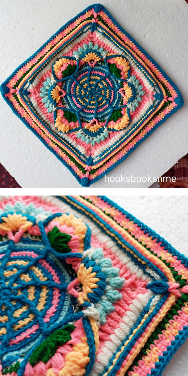 Eira free crochet pattern