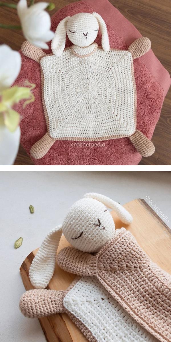 Sleepy Toy Free Crochet Pattern