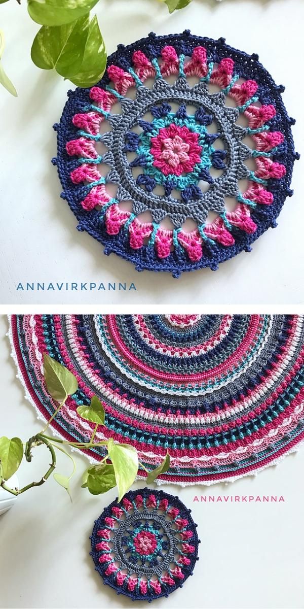 Aziza afterparty Free Crochet Pattern