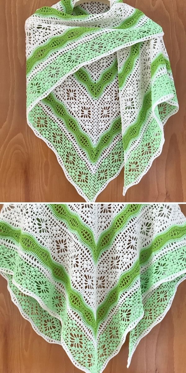 Daisy Chain Shawl_2