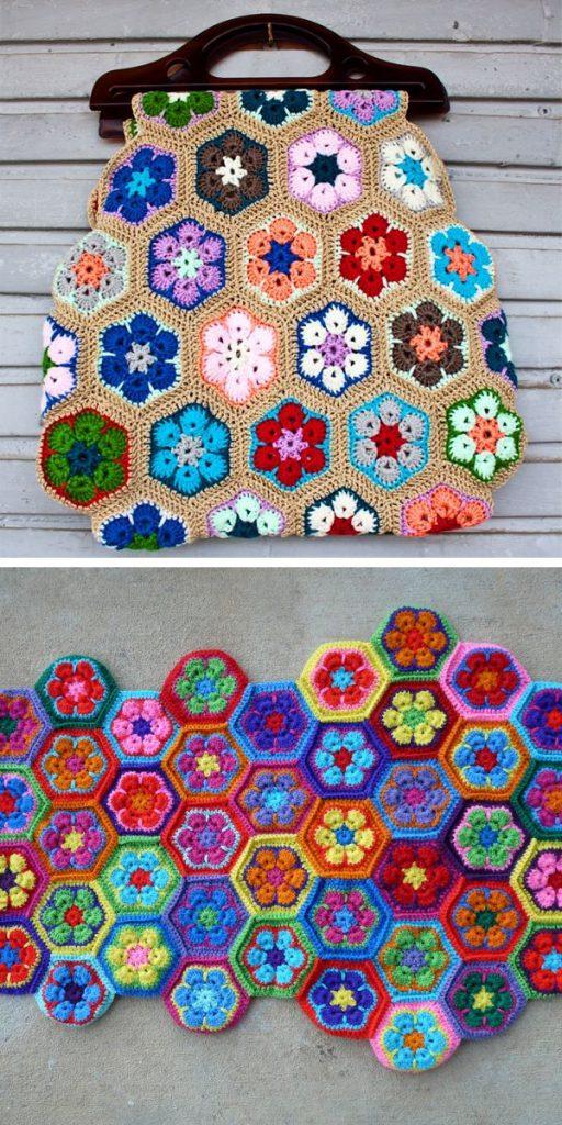 Mamy Bag Free Crochet Pattern