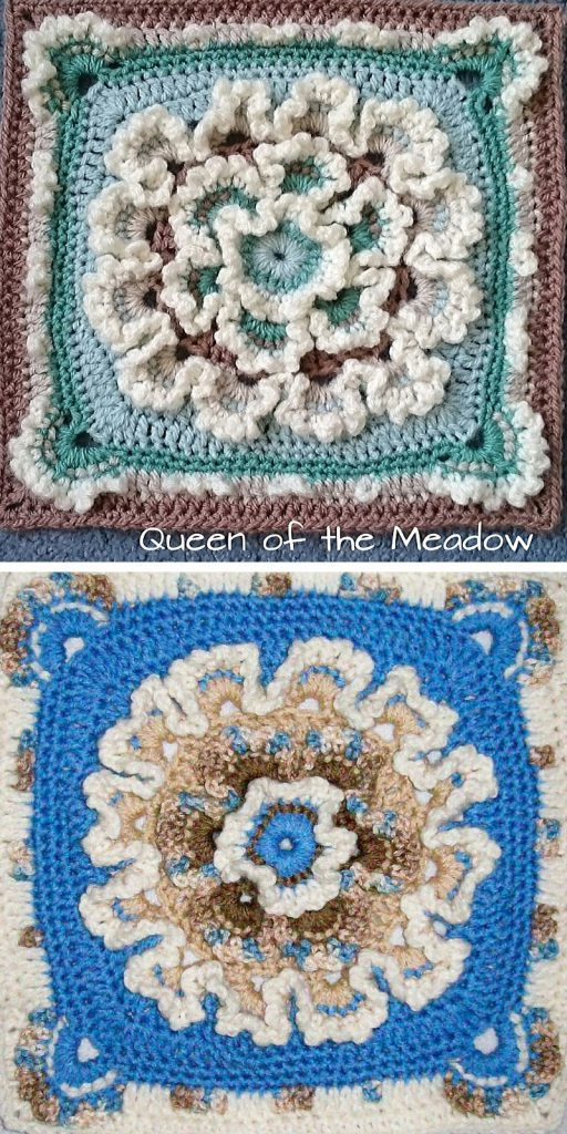 Queen of the Meadow Free Crochet Pattern