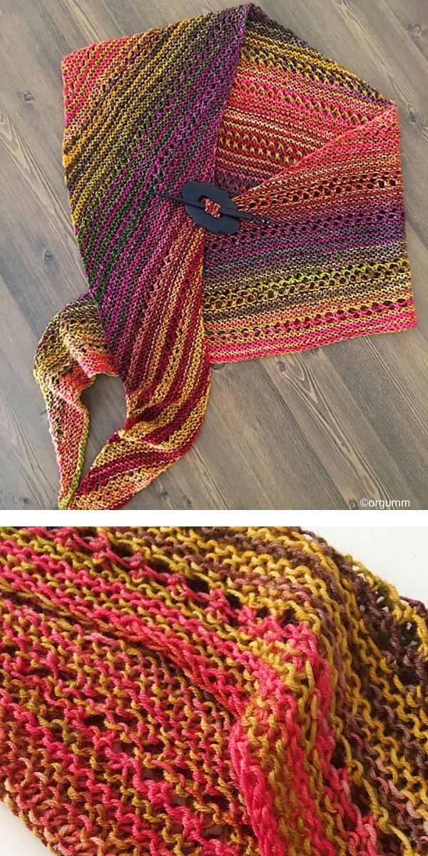Taina free knitting Pattern