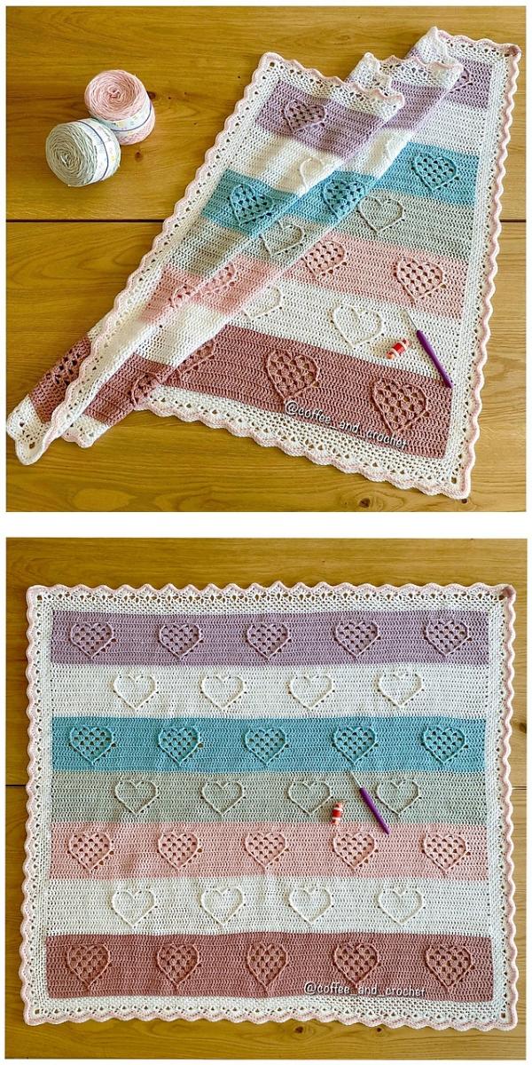 I Heart Granny free crochet pattern