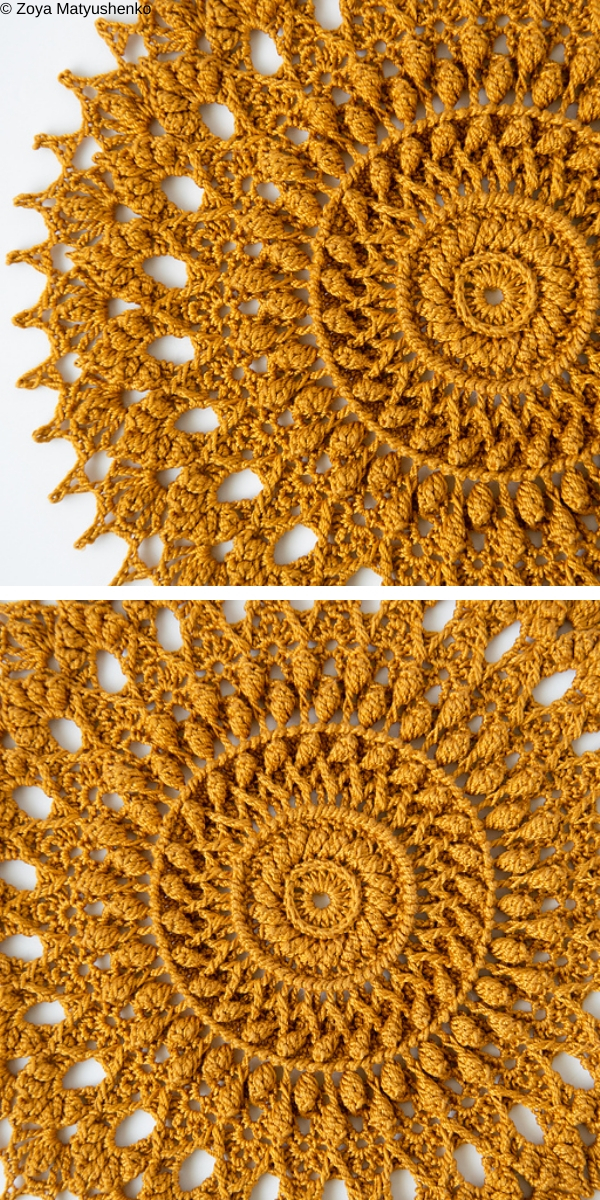 mili Free Crochet Pattern