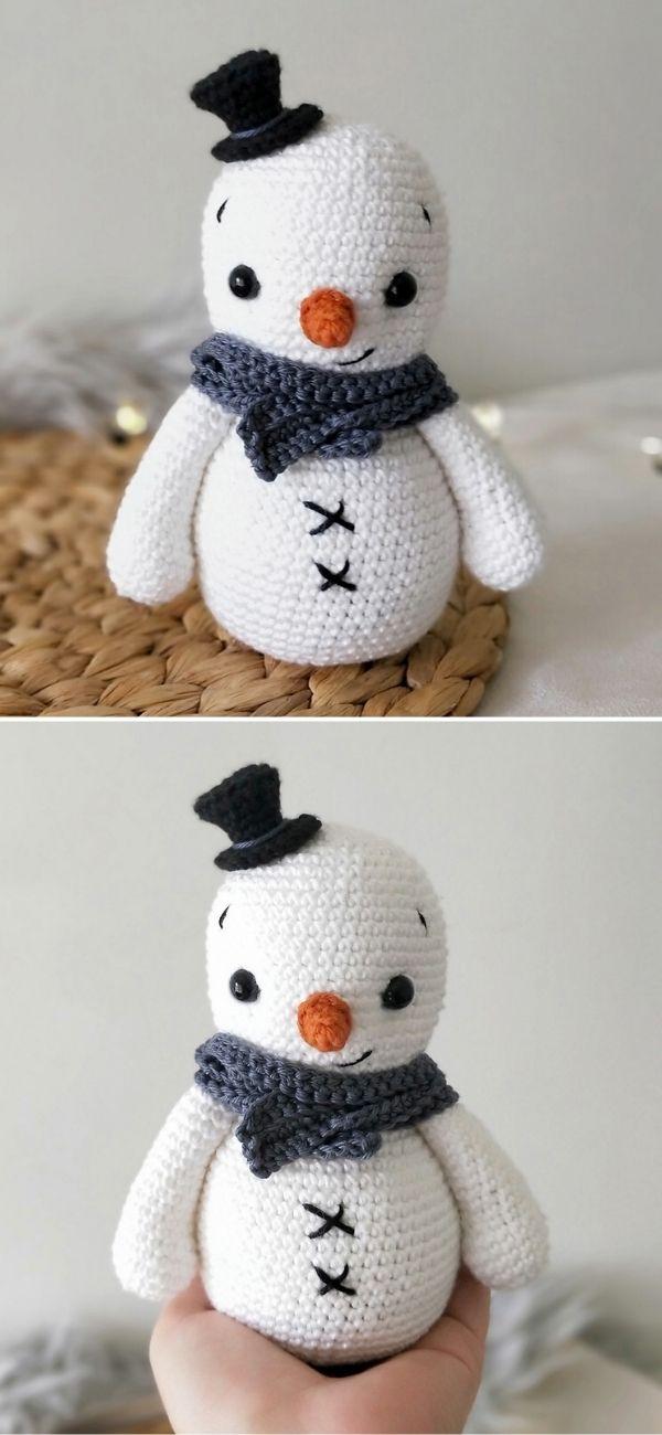 Lennie the little snowman