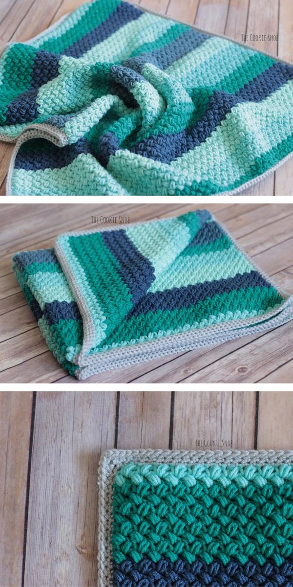 Legume Lagoon Free Crochet Pattern