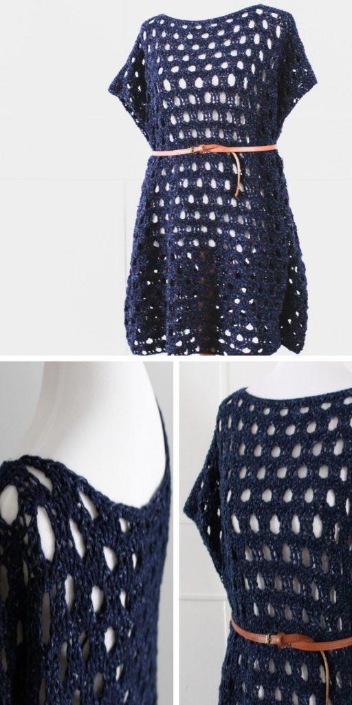 Zara Tunic Free Crochet Pattern