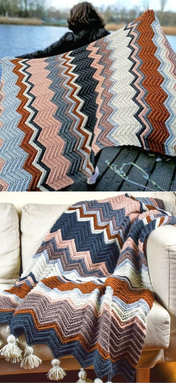 Sofia blanket