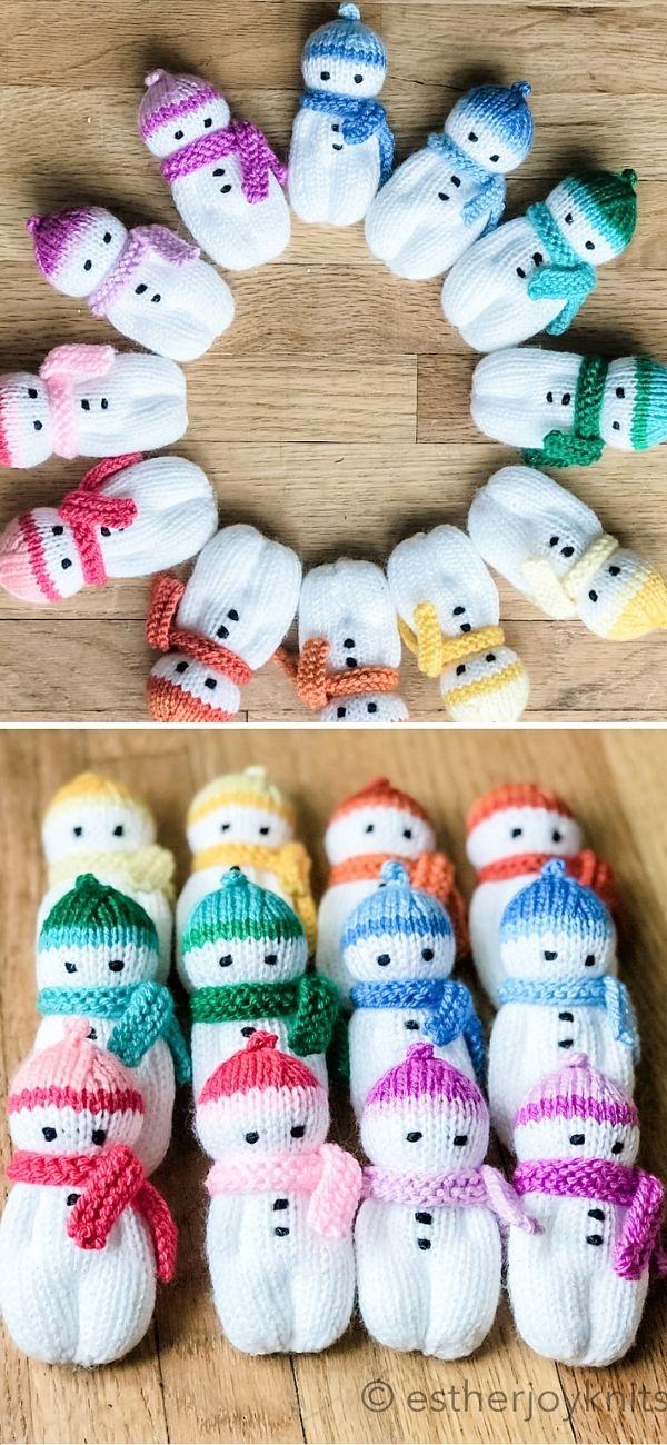 Mini Snowbuddies