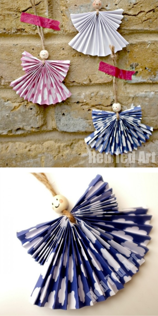 Free Patterns: Christmas Crafts for Kids Paper
