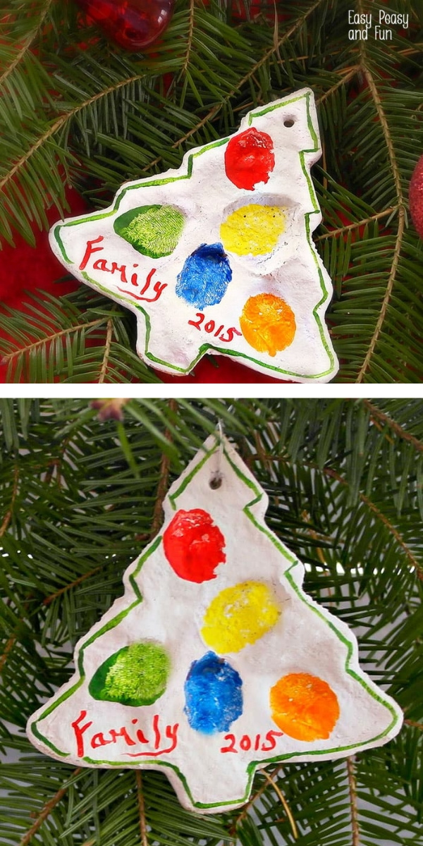 Free Patterns: Christmas Crafts for Kids Tree