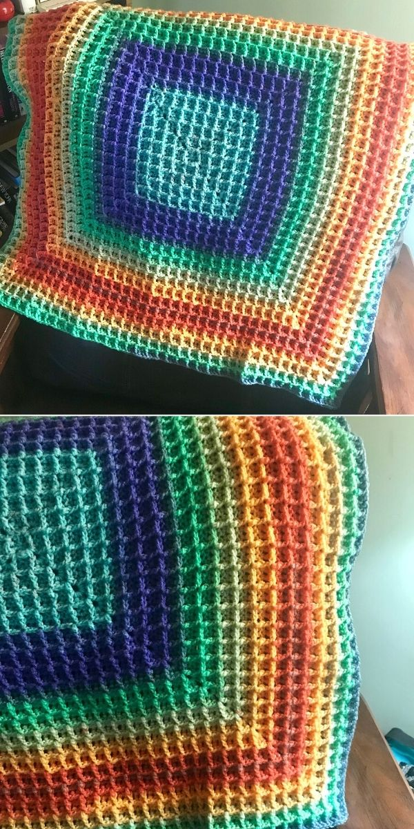 Basket blanket