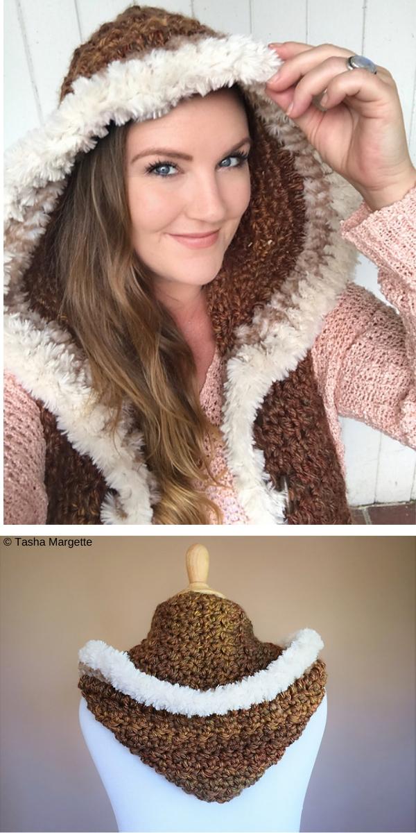 Kunik Scoodie free crochet pattern