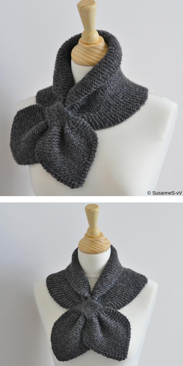 MissMarple Scarf free knitting pattern