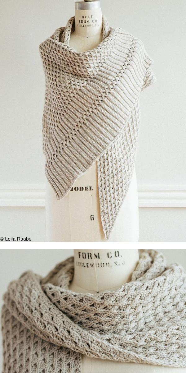 Euclid knitting pattern