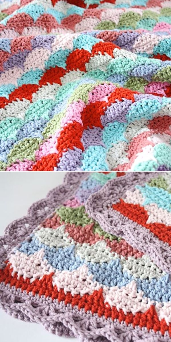 Clamshell Stitch