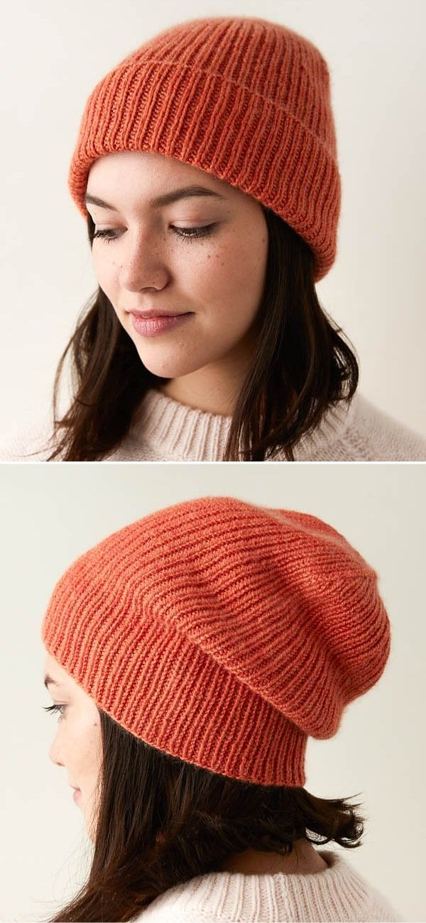 Classic Ribbed Hat