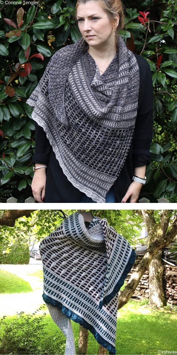 Regentag Free Knitting Pattern