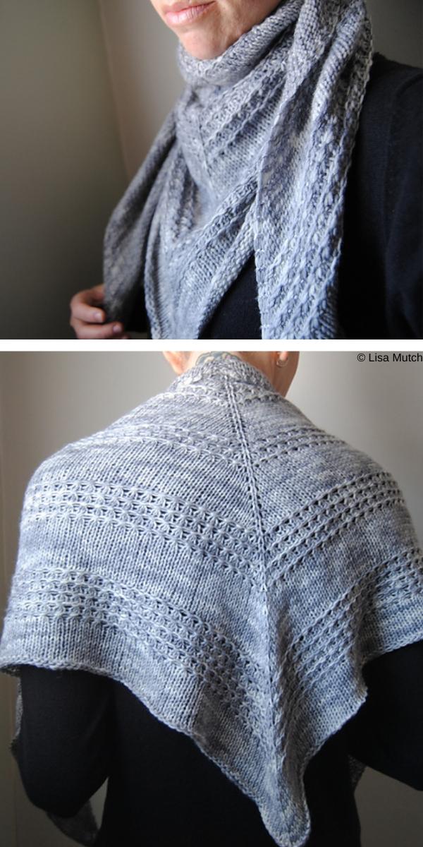 Zilver Free Knitting Pattern