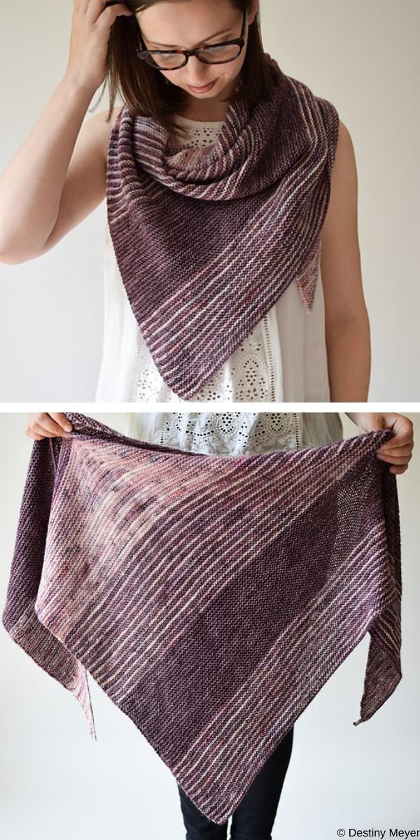 Daylight Breaking Free Knitting Pattern