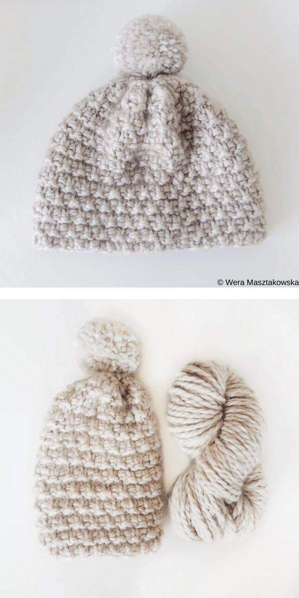 Cashmere Baige free knitting pattern