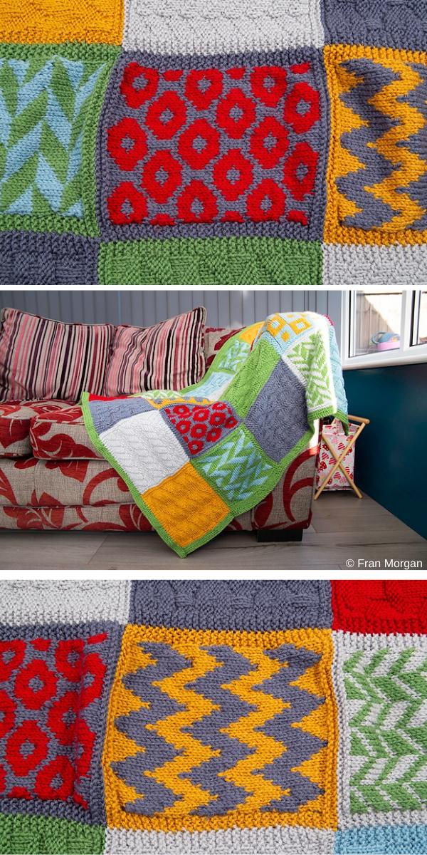Mirror Knit Along Free Knitting Pattern