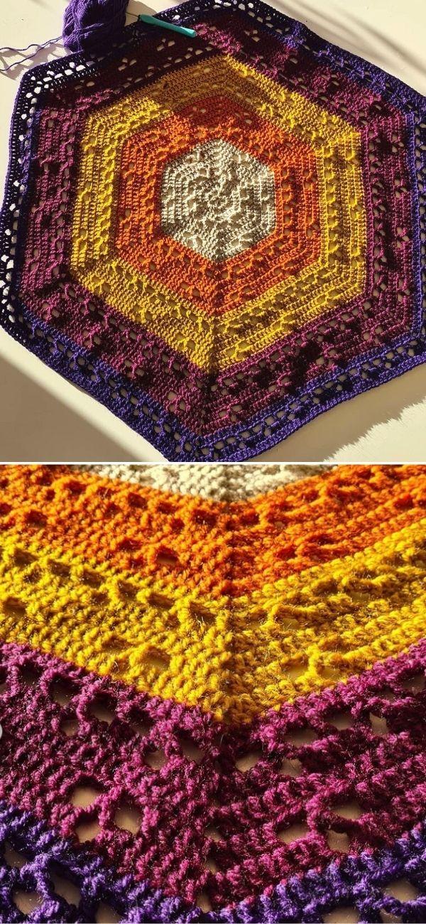 Cloudberry blanket 2