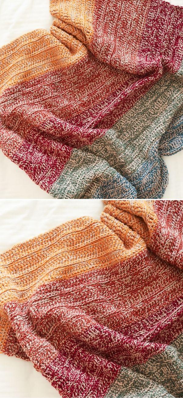 Impressionist Blanket