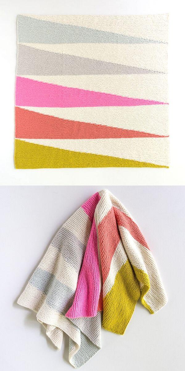 Mitered Corner Blanket