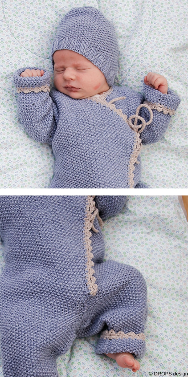 Baby Talk Free Knitting Pattern