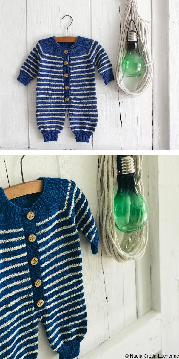 Iroise Knitting Pattern