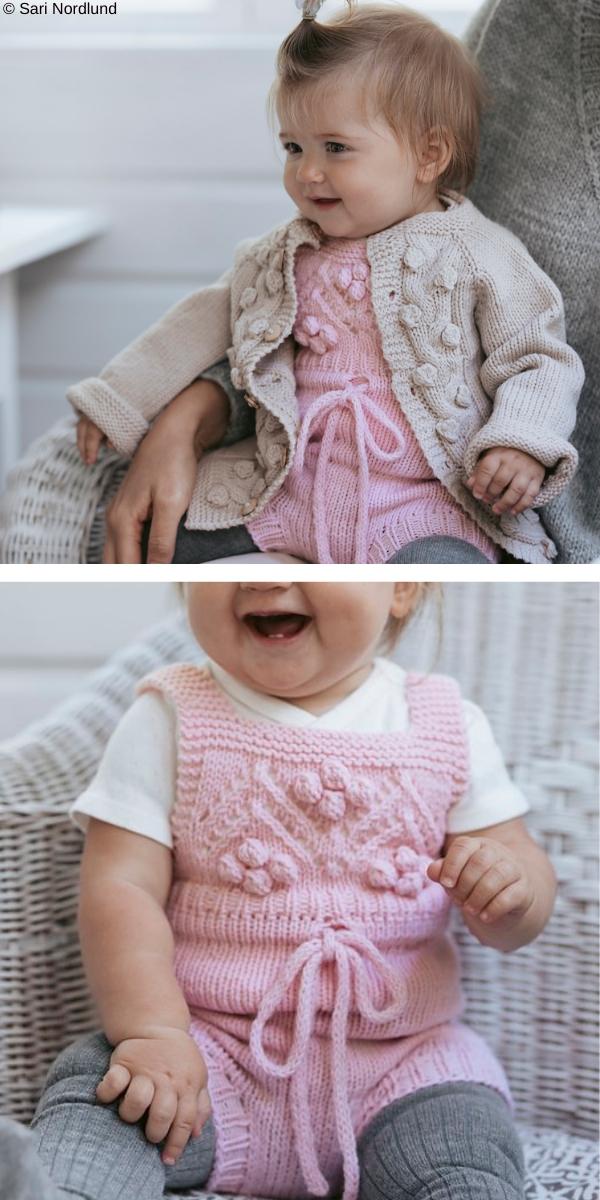 Lumimarja Body Free Knitting Pattern