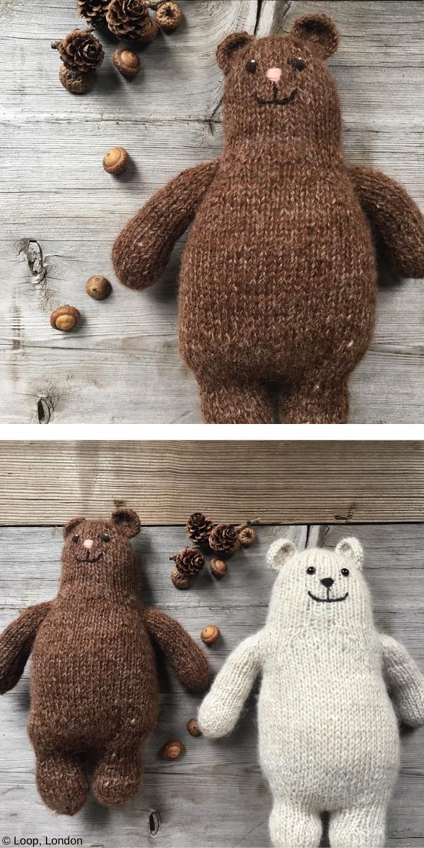 Otso Free Knitting Pattern