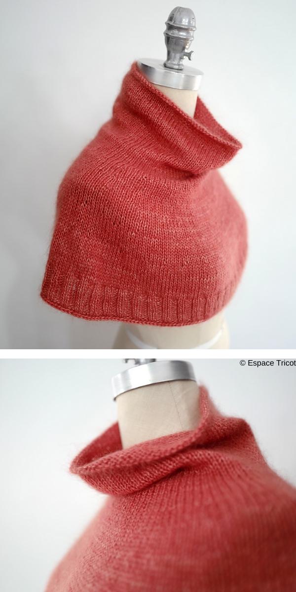 Bonjour Hi Free Knitting Pattern