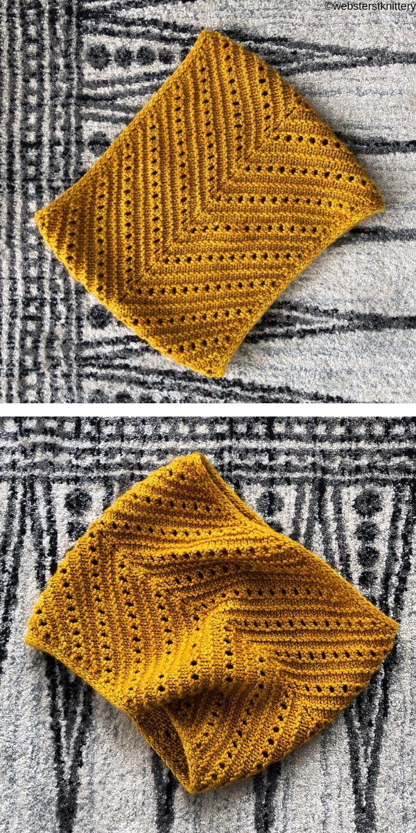 Free For All Cowl Free Knitting Pattern
