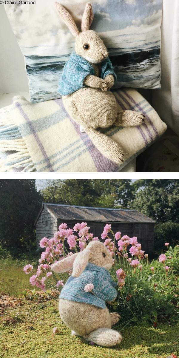 Peter Rabbit Knitting Pattern