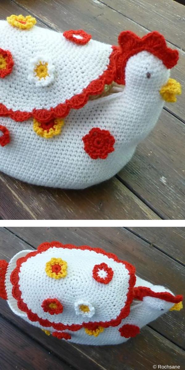 Henny Penny Free Crochet Pattern