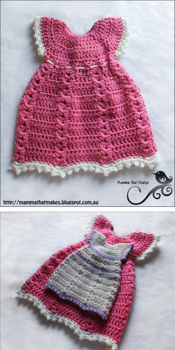 Sophia Gown Free Crochet Pattern