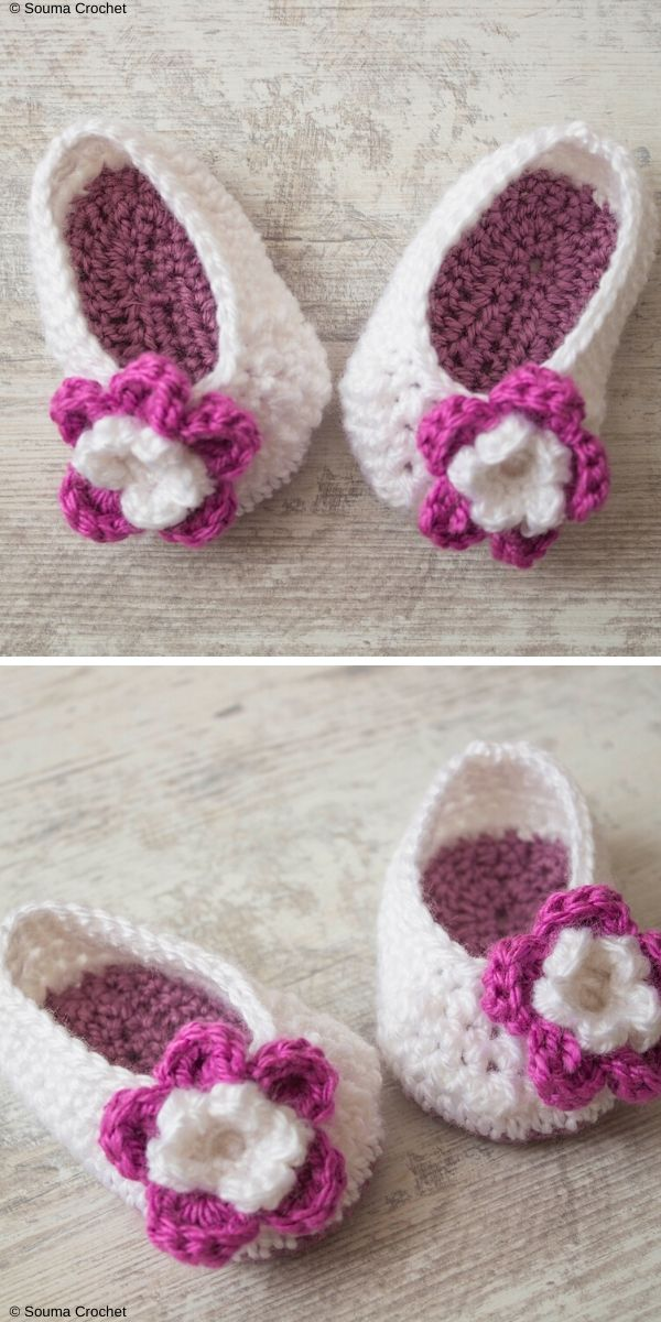 Baby Flower Ballerinas