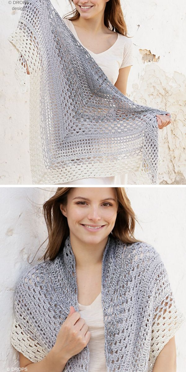 Calm Shores Free Crochet Pattern
