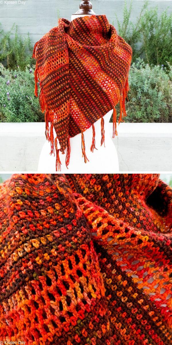 Chili Chocolate Free Crochet Pattern